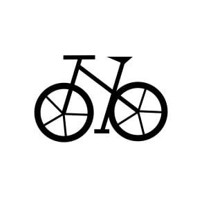 Óvodai Jelek - Bicikli