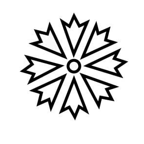 Óvodai Jelek - Búzavirág