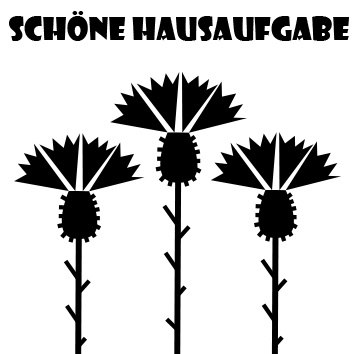 Német - Schöne Hausaufgabe 2.